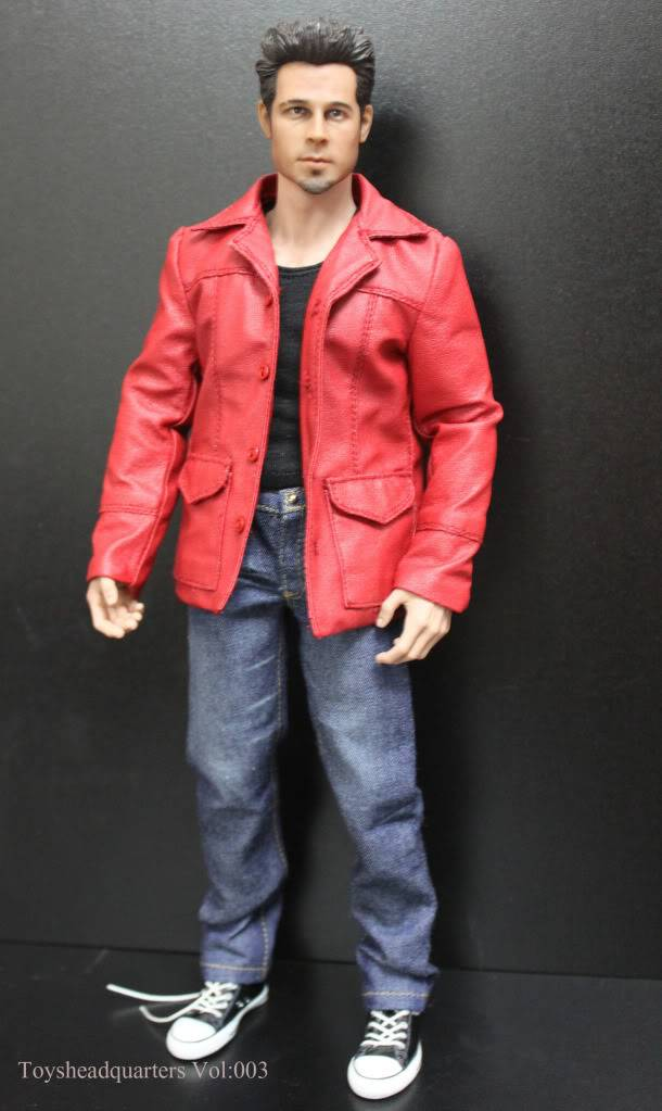 [Toysheadquarters] Fighter with Causal Wear - Vol:003 - 1/6 scale 22