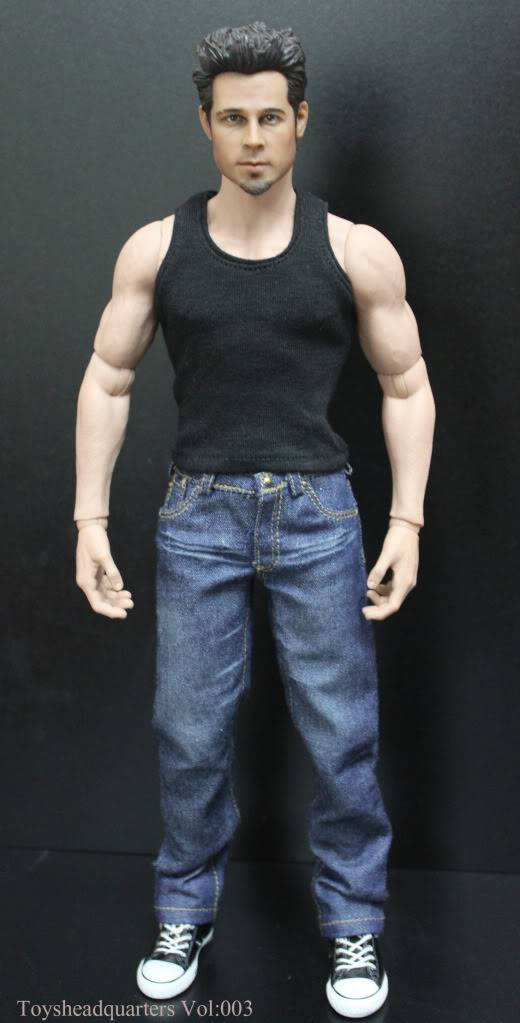 [Toysheadquarters] Fighter with Causal Wear - Vol:003 - 1/6 scale 66