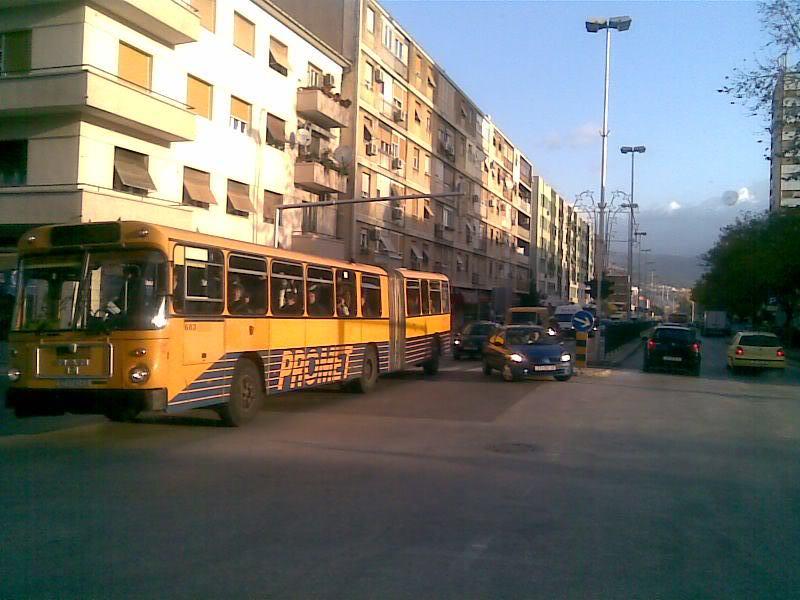 Promet - Split 109