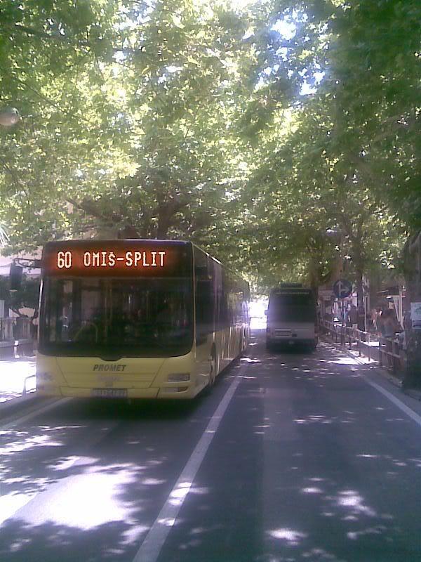 Promet - Split V1