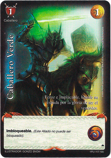 Estampida de las Bestias Caballero_Verde_zpsd4596c97