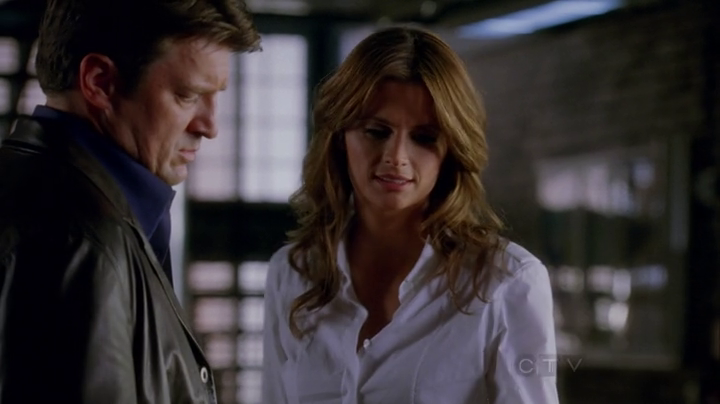 THE CASTLE CLOSET: BECKETT AND THE WHITE SHIRTS OF WOE? Chamako2012-10-02-03h41m26s0