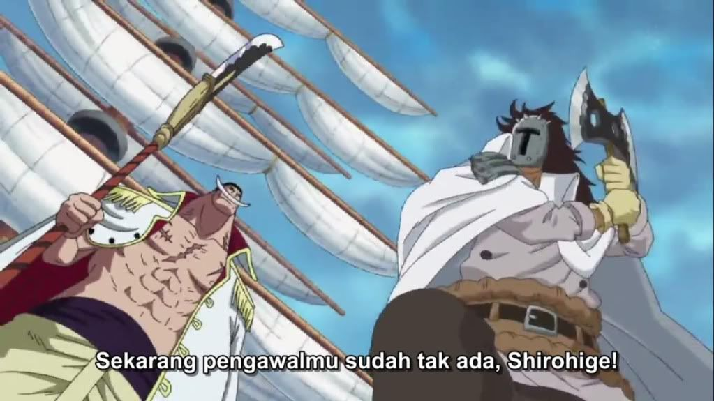 Download Video One Piece 465 Shirohige