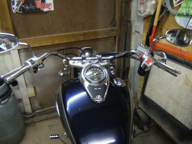 Heat Demons Fitted To VL800 2012_0201bike0040