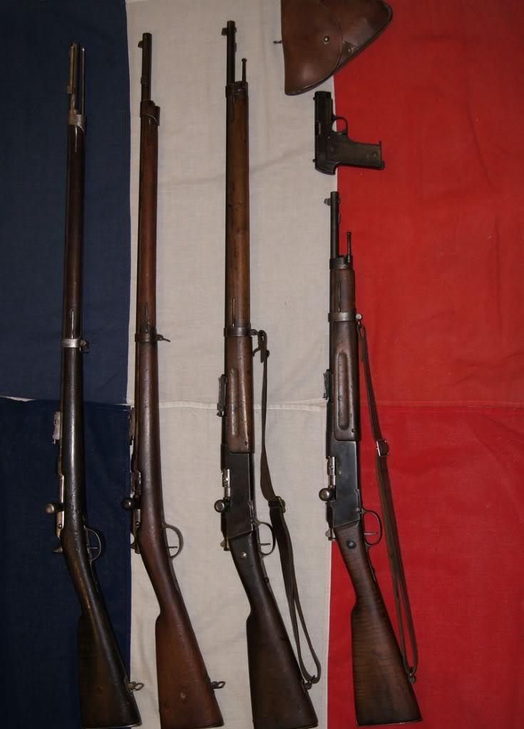 Mes Réglementaires => divers Armesfranaises