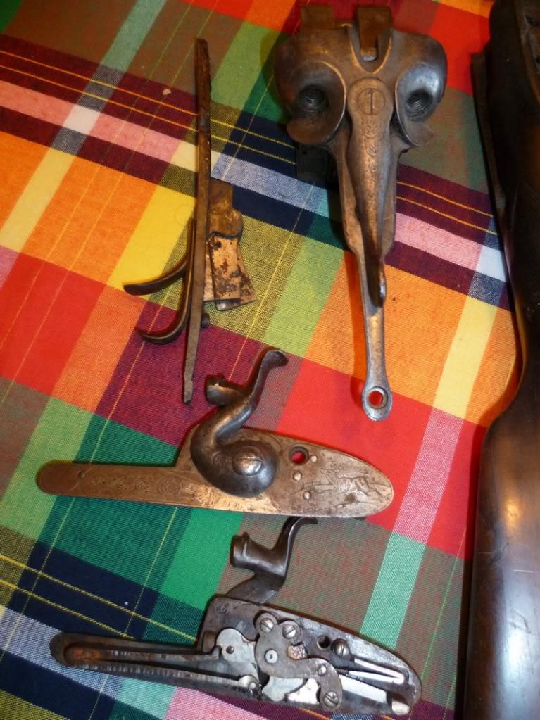 restauration complète d'une arme Piceschasse