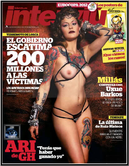 Revista Interviu Del 4 al 10 Junio 2012 Intmamaaa