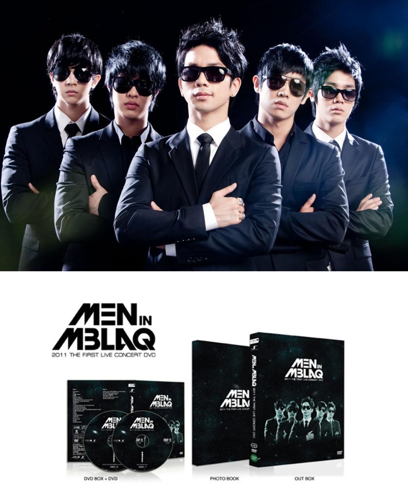 """[Info] Le concert """"Men in MBLAQ 2011"""" sortie en Dvds + Photobook, le 4 Septembre Note1_5_1"""