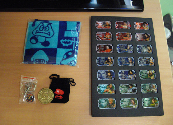 Collection de Peco Goodies