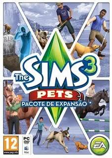 The Sims 3: Pets 2008-1