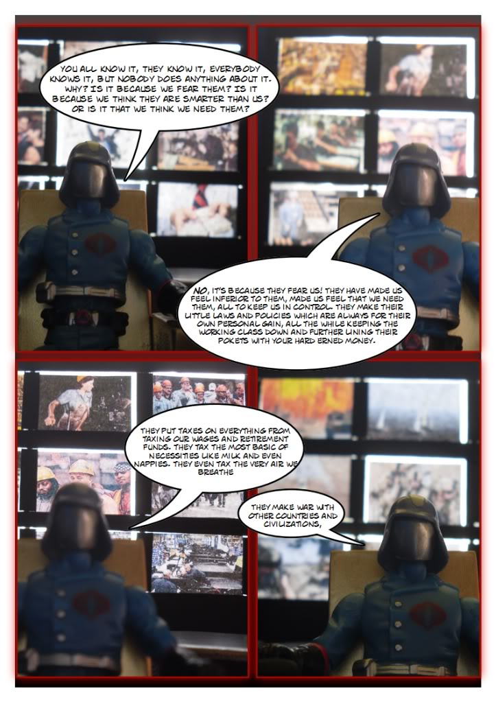 My Gi Joe dio comic SC17