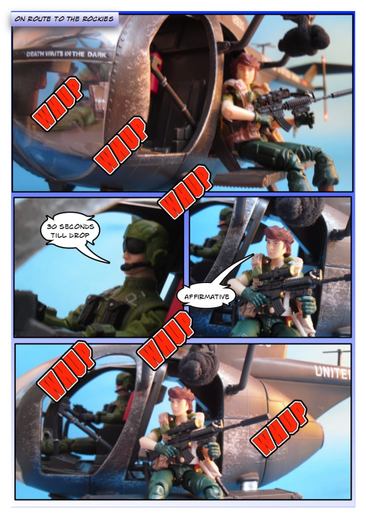 My Gi Joe dio comic Sc121