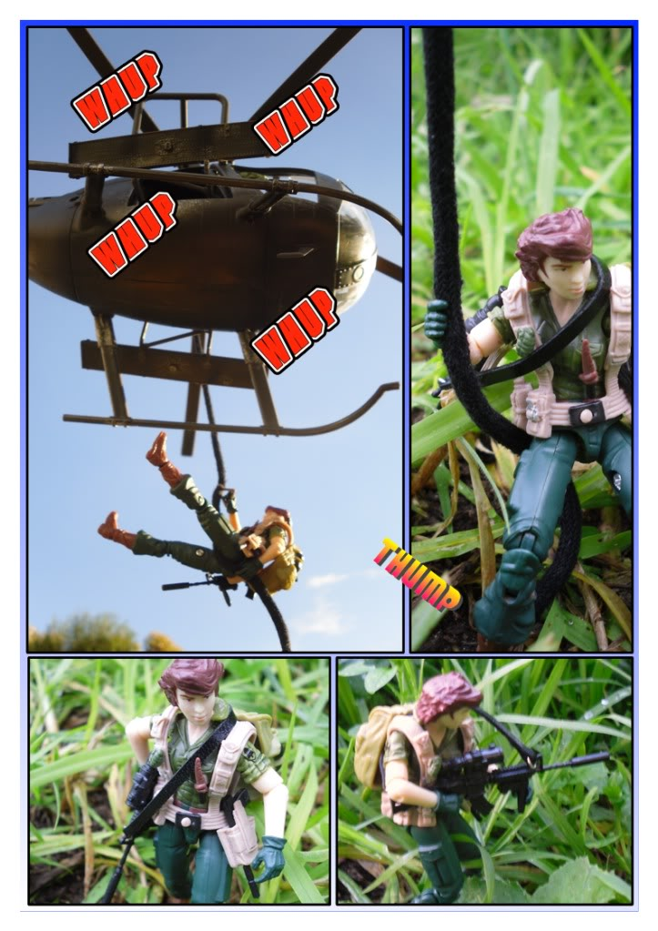 My Gi Joe dio comic Sc122