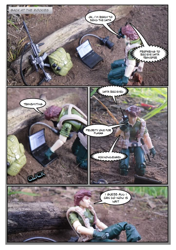 My Gi Joe dio comic Sc16-1