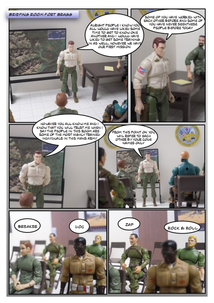 My Gi Joe dio comic Sc171