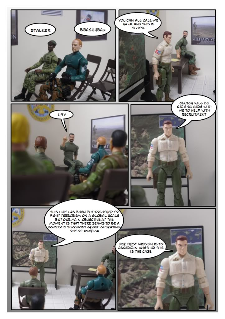 My Gi Joe dio comic Sc172
