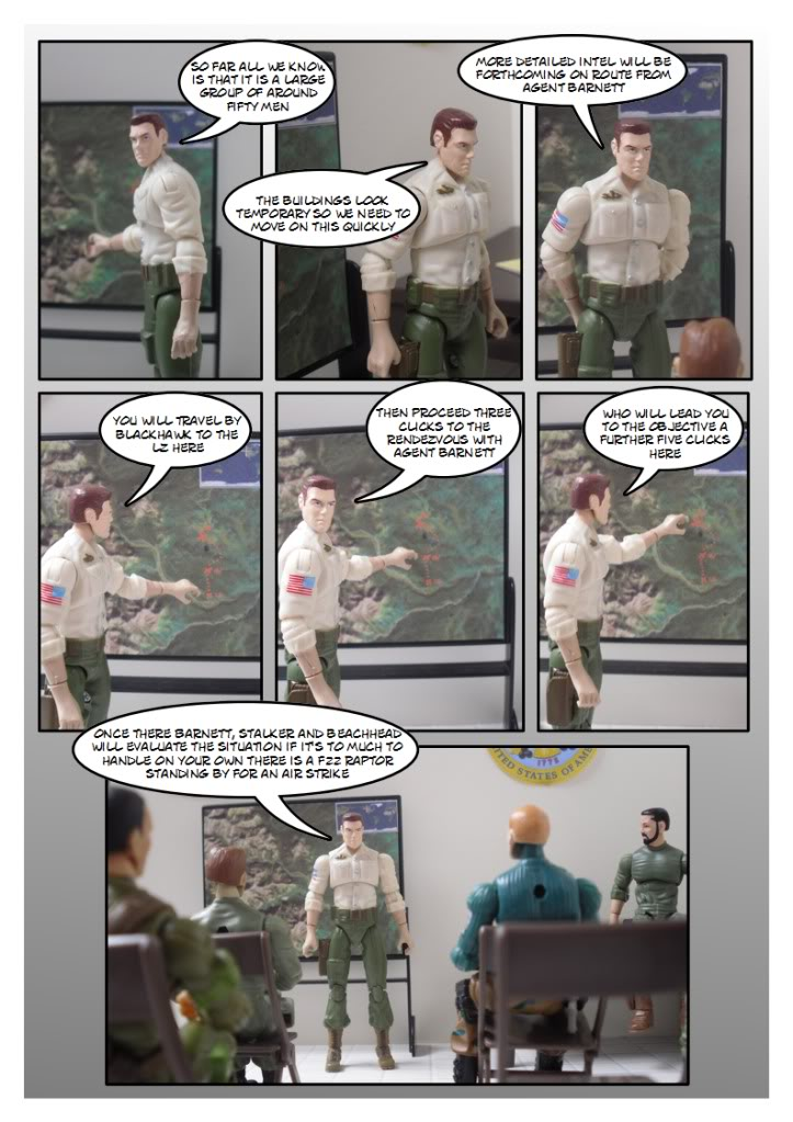 My Gi Joe dio comic Sc173