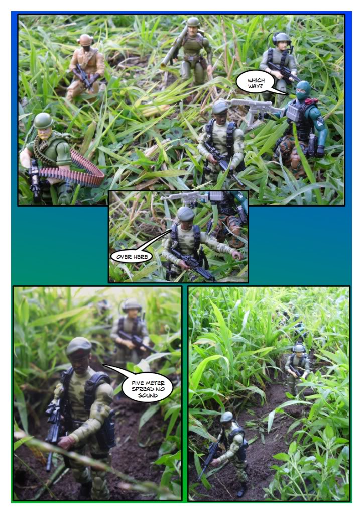 My Gi Joe dio comic Sc182