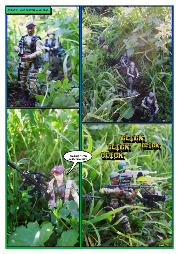 My Gi Joe dio comic Sc191