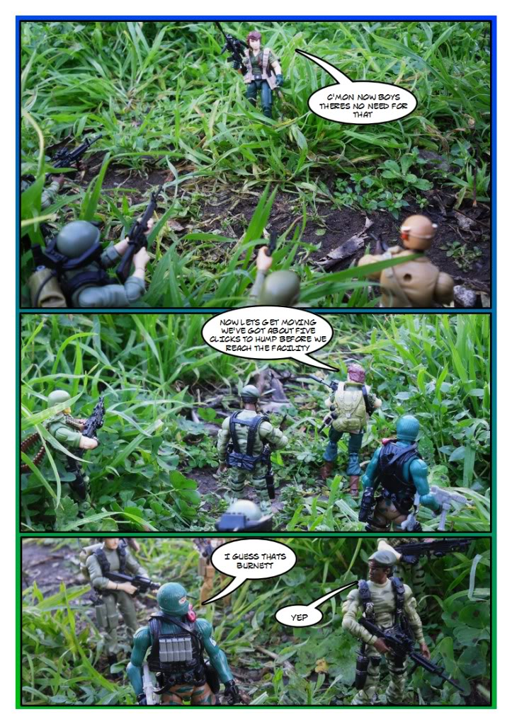 My Gi Joe dio comic Sc192