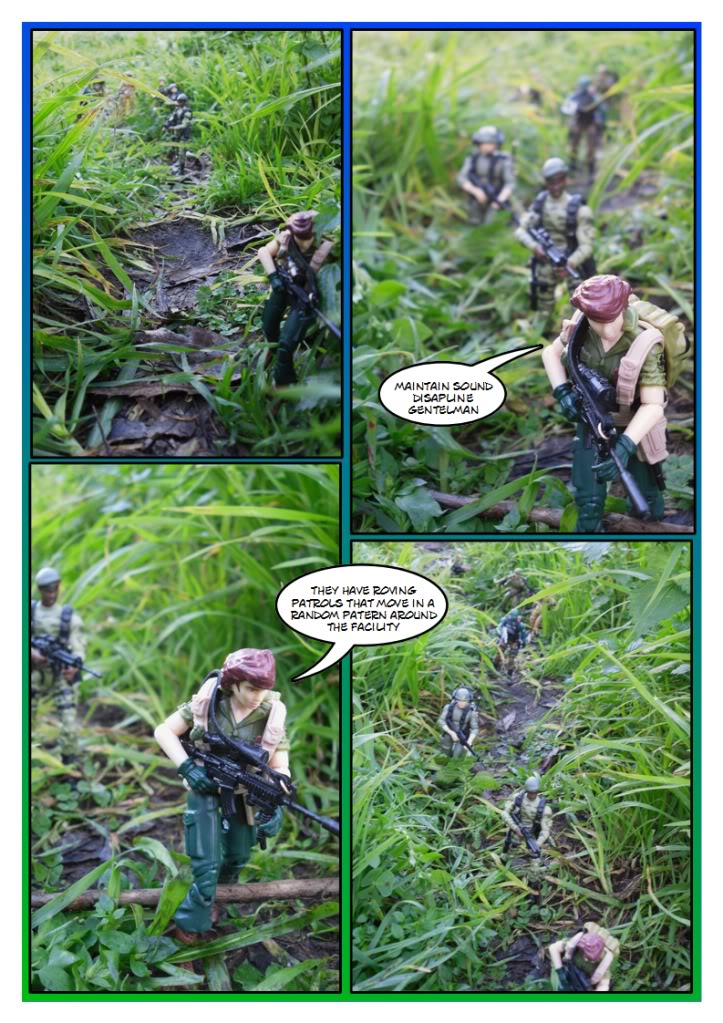 My Gi Joe dio comic Sc193