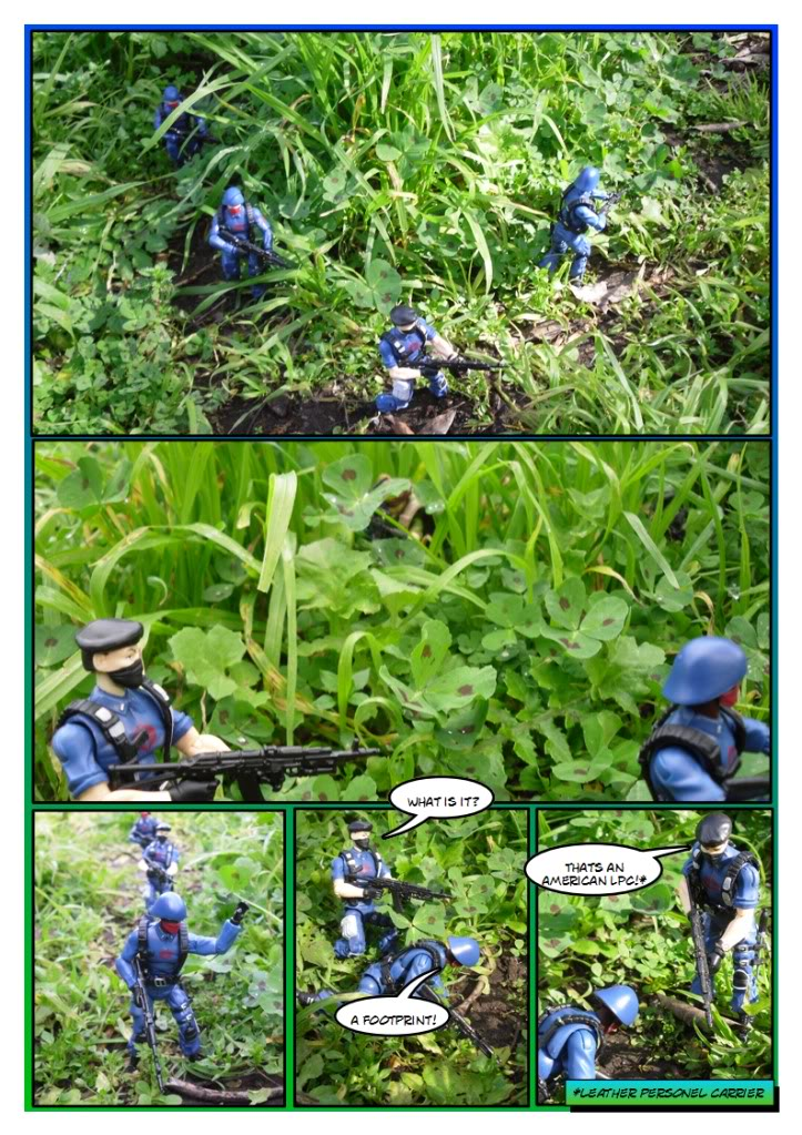 My Gi Joe dio comic Sc202