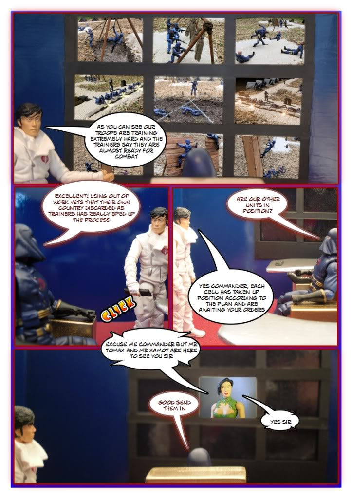 My Gi Joe dio comic Sc23