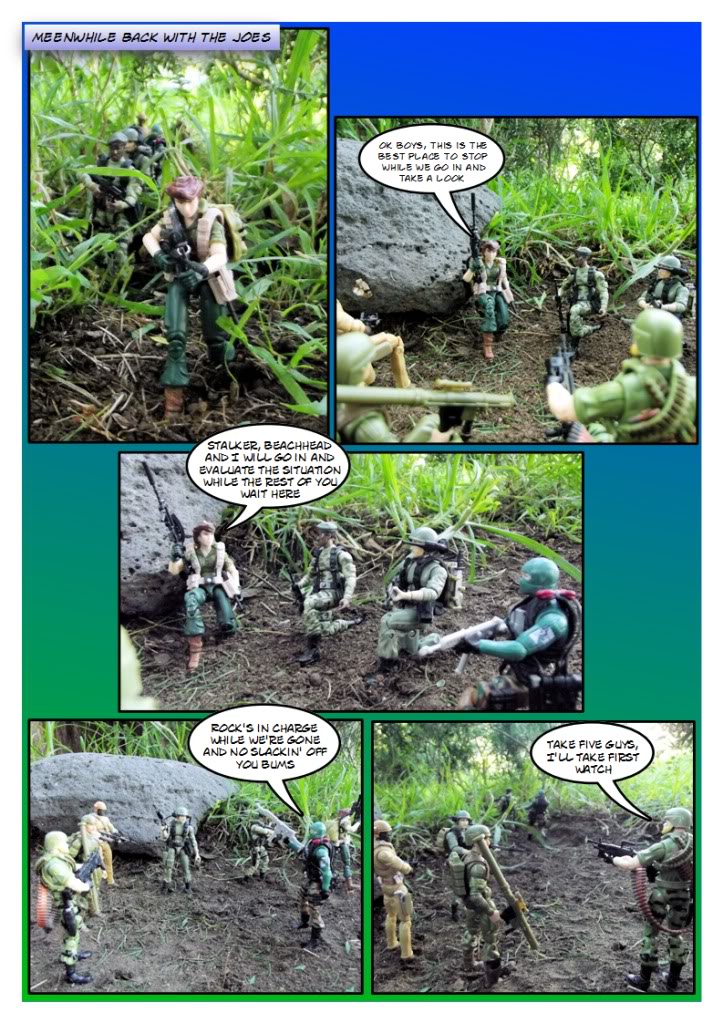 My Gi Joe dio comic Sc24-1