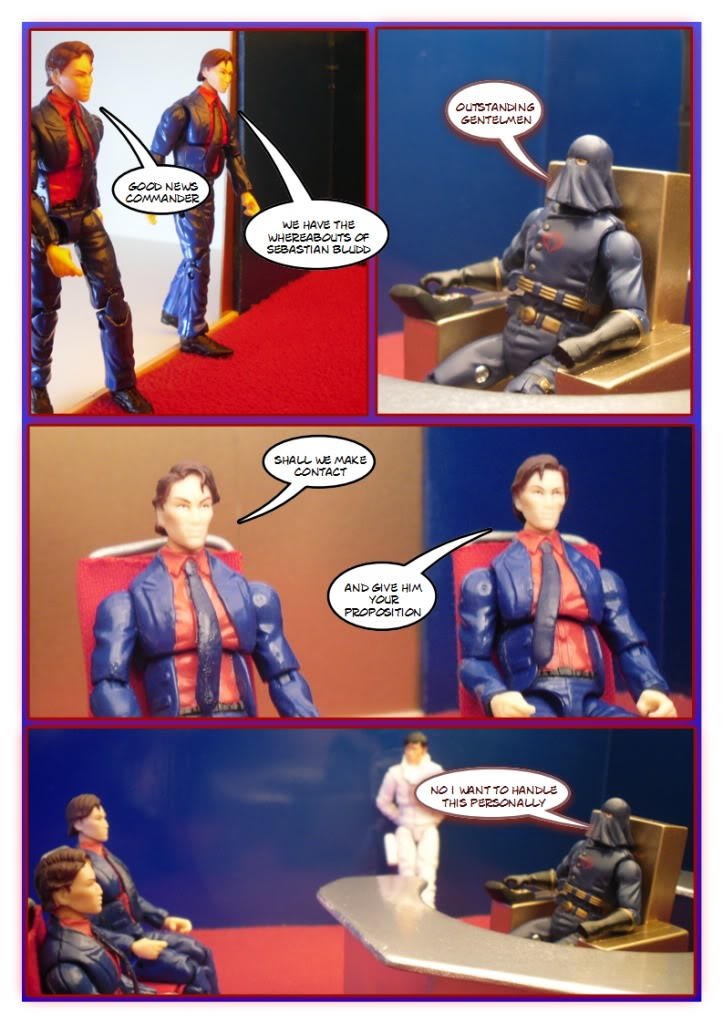 My Gi Joe dio comic Sc24