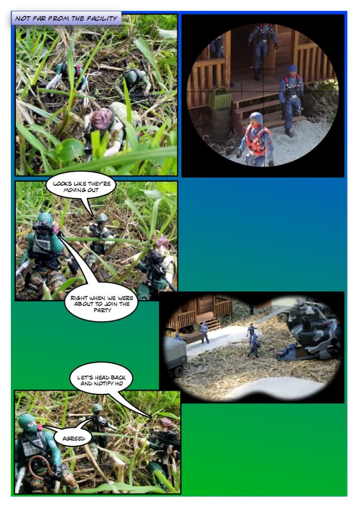 My Gi Joe dio comic Sc25-1