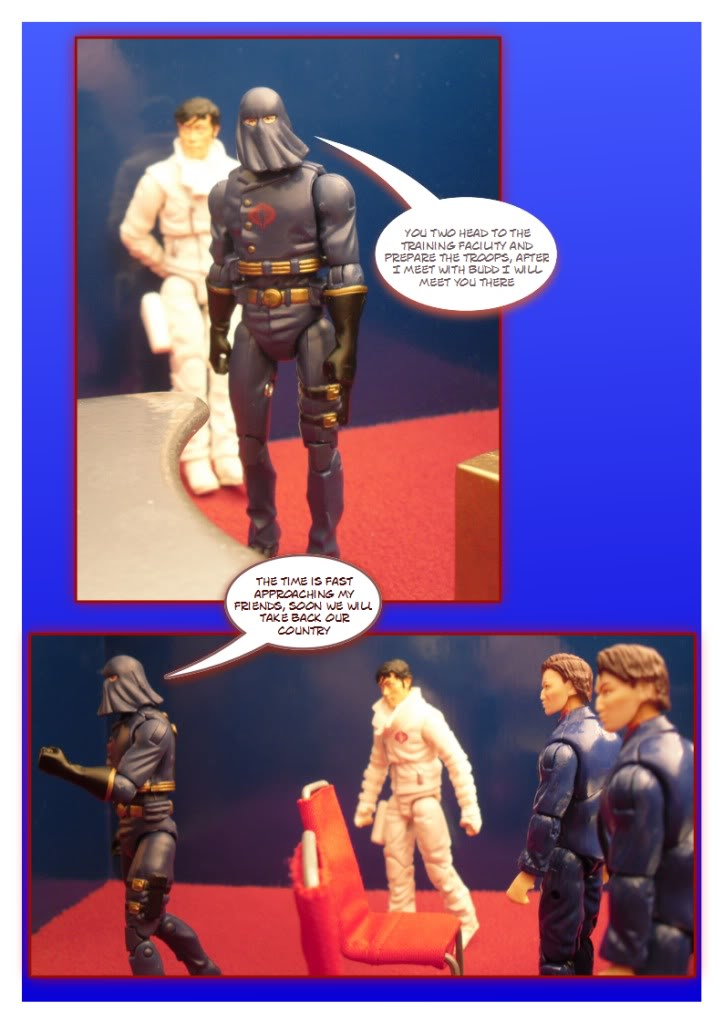 My Gi Joe dio comic Sc25