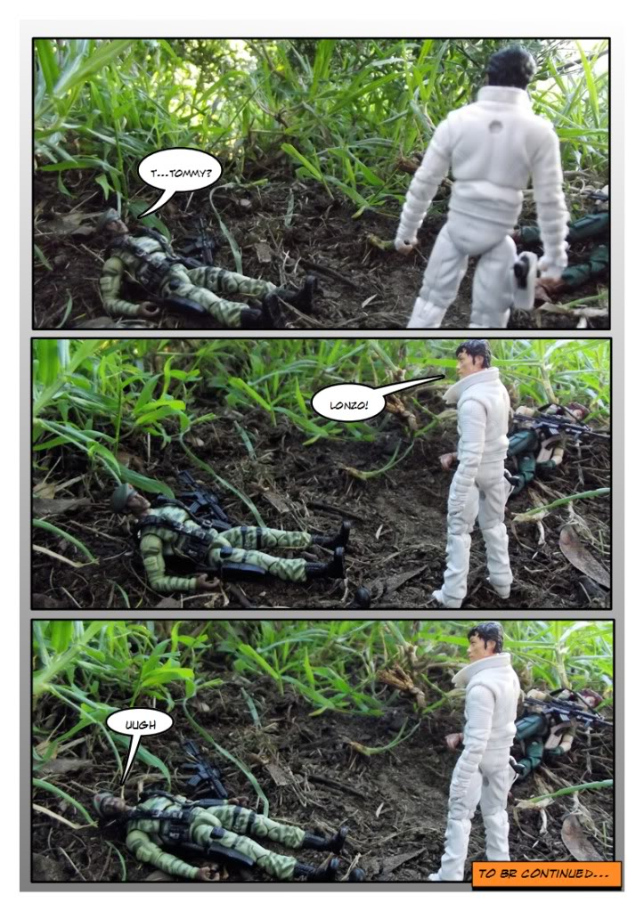 My Gi Joe dio comic Sc263