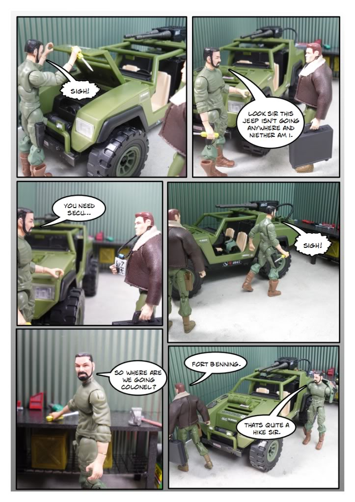 My Gi Joe dio comic Sc44