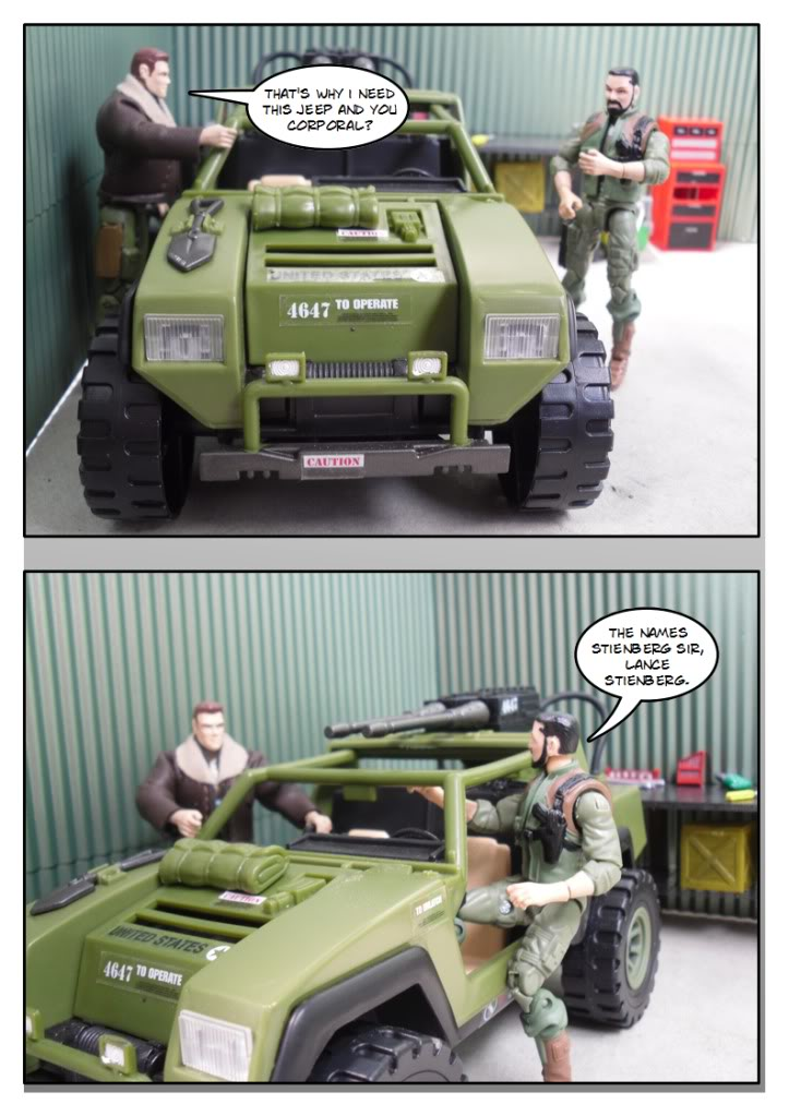 My Gi Joe dio comic Sc45