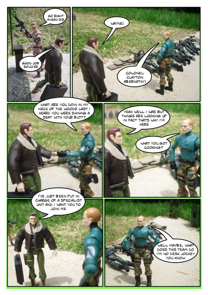 My Gi Joe dio comic Sc62