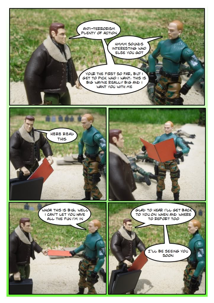 My Gi Joe dio comic Sc63