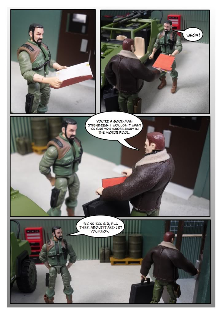 My Gi Joe dio comic Sc72