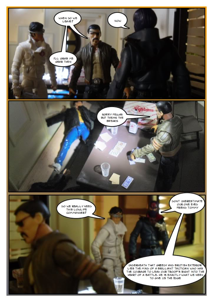 My Gi Joe dio comic Sc83
