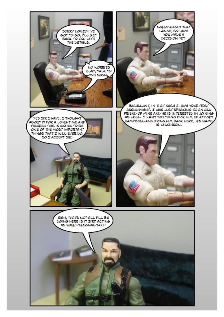 My Gi Joe dio comic Sc92