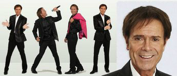 the snuffit club Cliffrichard