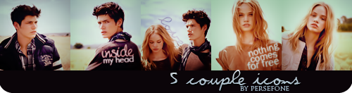 • Revenge is sweeter • [Updated 23.01.12] 5coupleicons