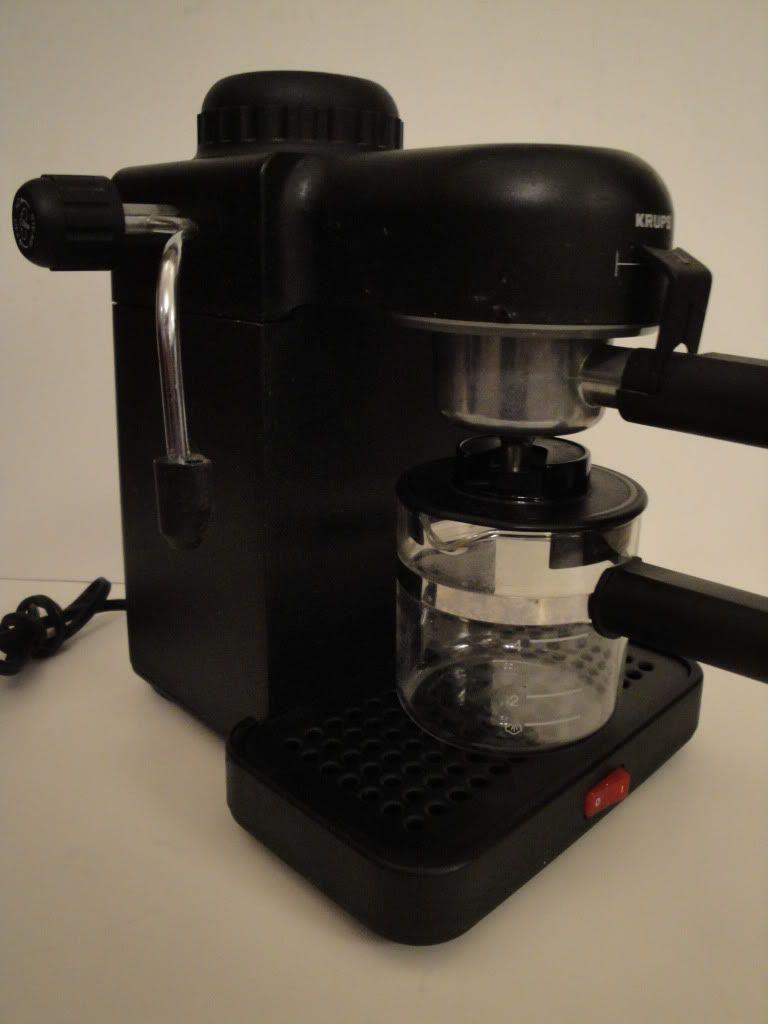 Coffee Making Machine DSC02243