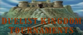 Duelist Kingdom Tournaments