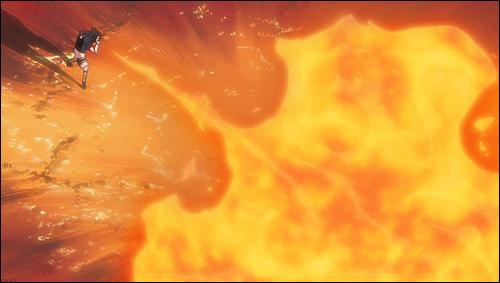 Elemento Katon - Técnicas de Fuego. Katon