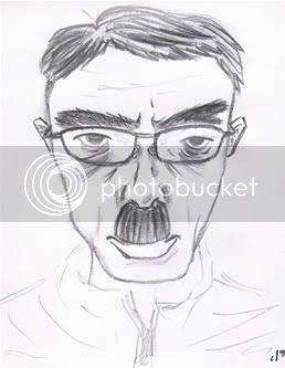 Ugly people - Hitler look alike Hitler