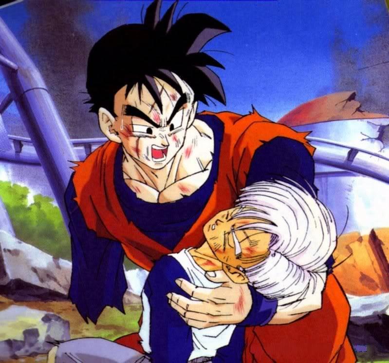favorite anime pairing Gohan_trunks