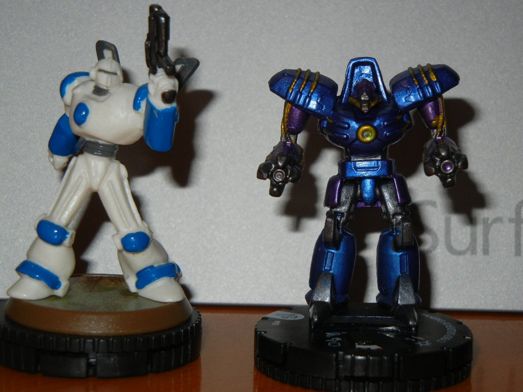 Cool Figures for possible Customs NewSoulborg2