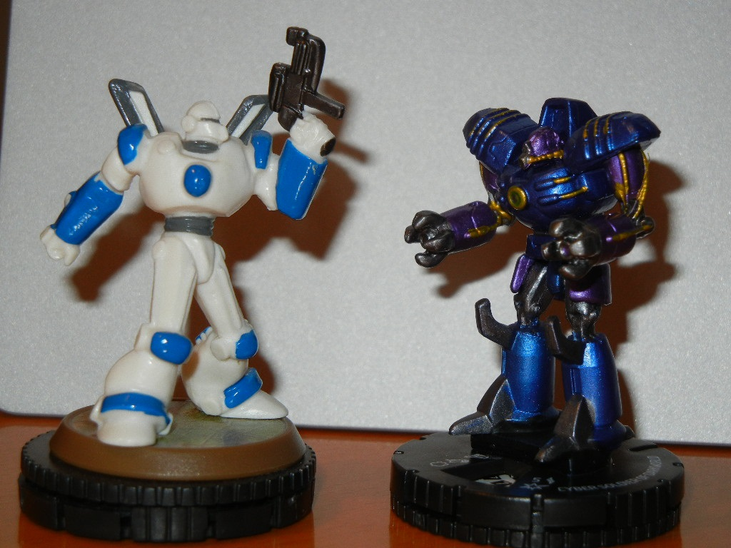 Cool Figures for possible Customs NewSoulborg3