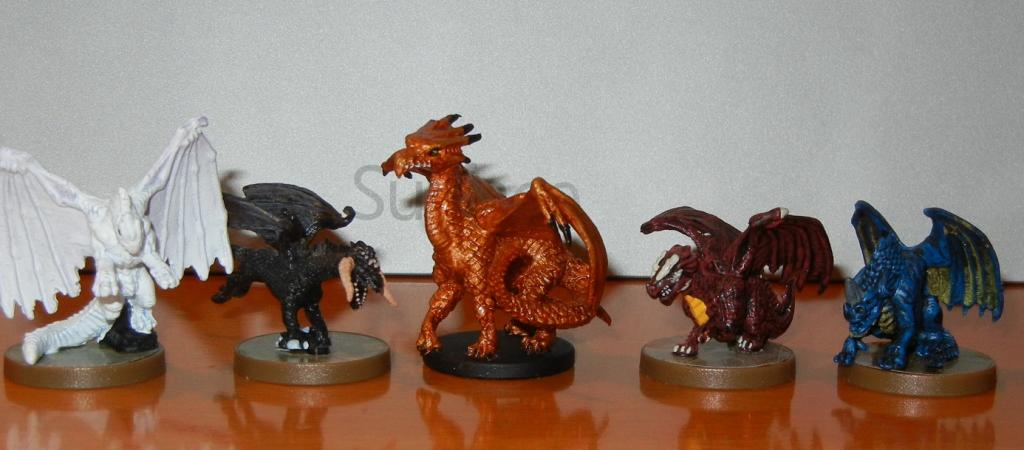 Cool Figures for possible Customs NewWyrmling