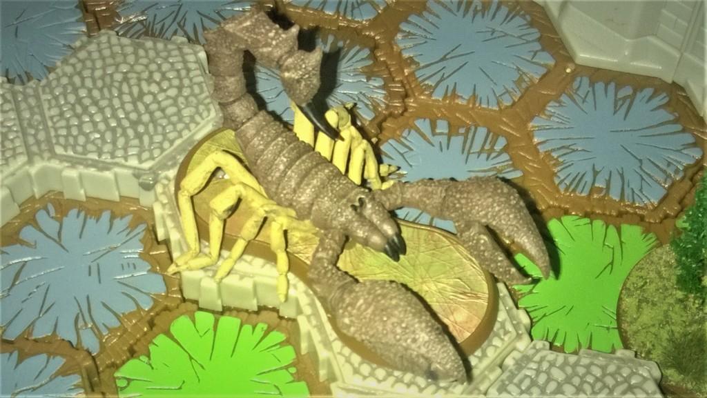 W5 - Giant Scorpion - brainstorming ScorpBased